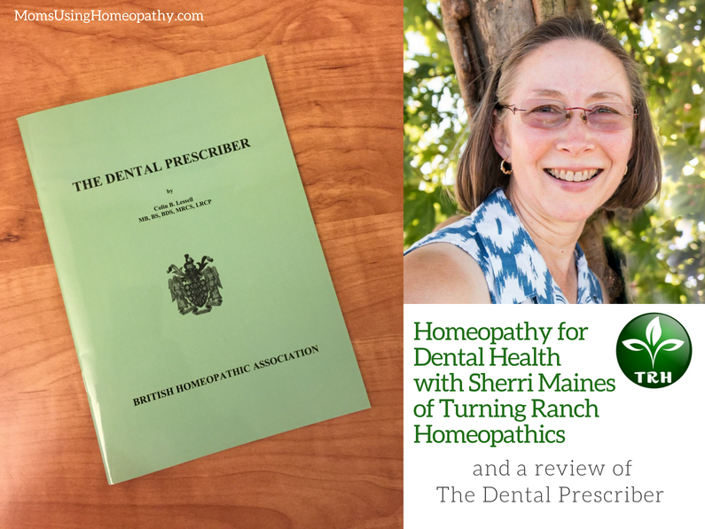 Homeopathy for Dental Health with Sherri Maines of Turning Ranch Homeopathics