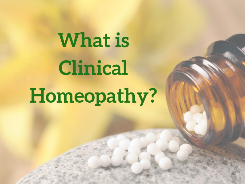 What is Clinical Homeopathy?